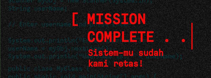 Cover image for 5 Cara dari Senior System Engineer Gojek Biar Sistem-mu Gak Di-Hack