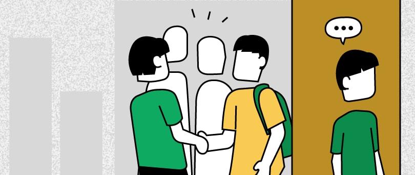 Cover image for Susah Kenalan dan Berjejaring Sama Orang Baru?