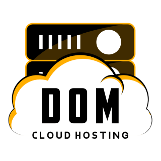 DOM Cloud logo