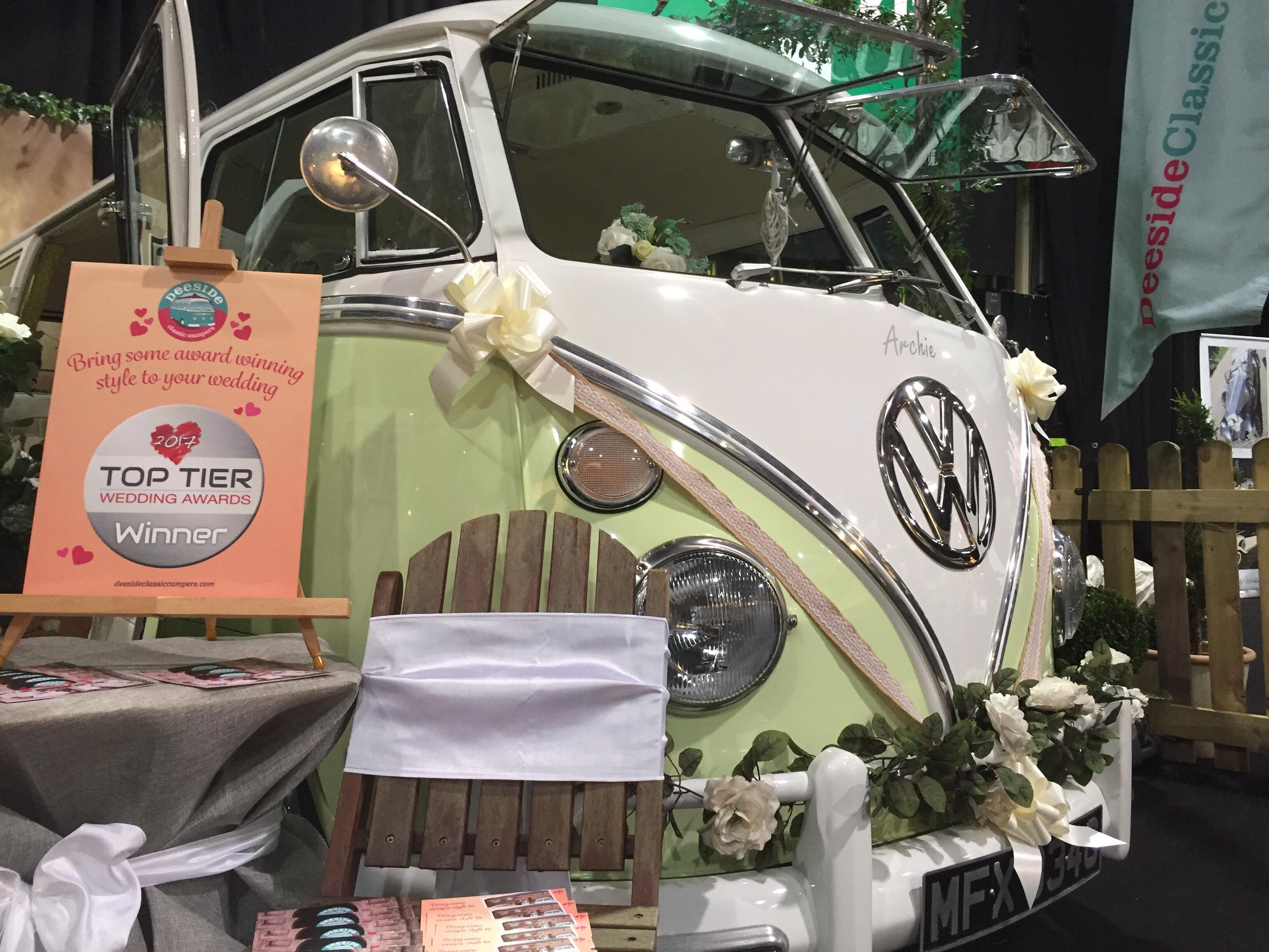 ARCHIE VW DCC - Deeside Classic Campers