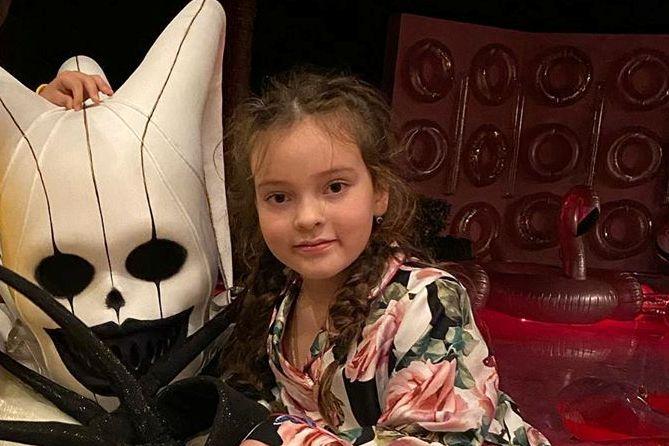 Киркоров показал «царскую спальню» 8-летней дочери