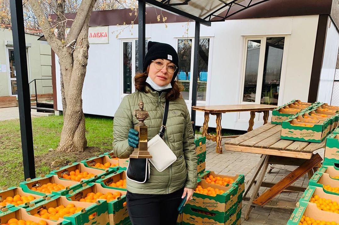На звезду «Глухаря» Викторию Тарасову напали в магазине