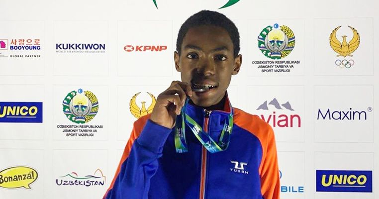 The Haiti Sentinel - Ryan Martine Wins Bronze for Haiti at World Taekwondo Cadet Championship