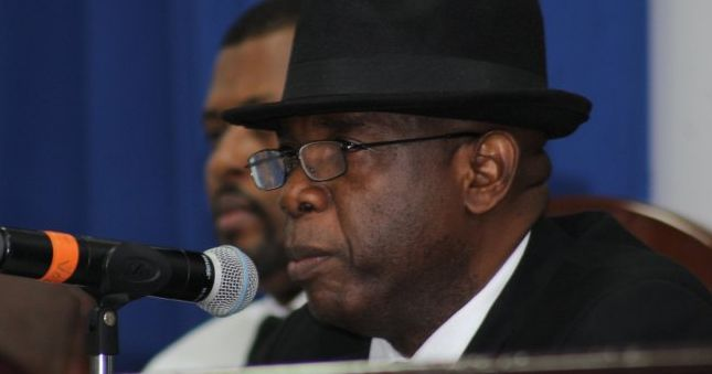 The Haiti Sentinel - Senate President Moves by Force to Ratify Prime Minister