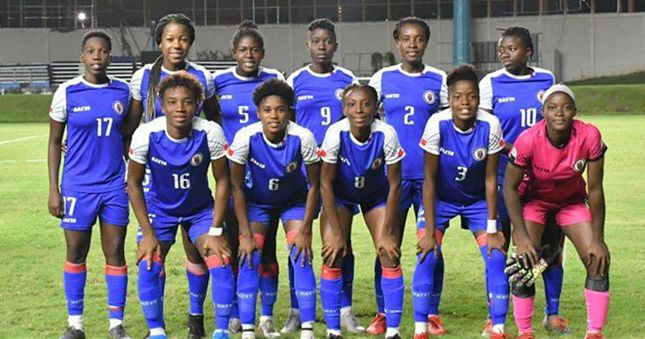 The Haiti Sentinel  Women Make Final Phase for Tokyo 2020 Olympic Qualifiers