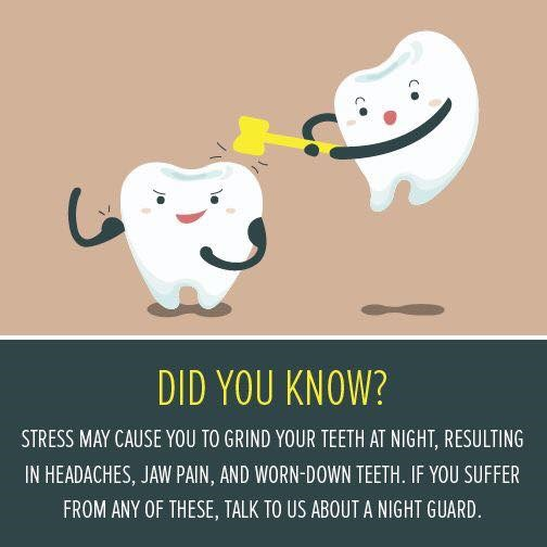 Bruxism: Do You Clench and Grind?