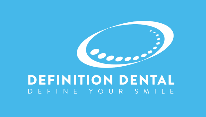 Definition Dental Business Card
