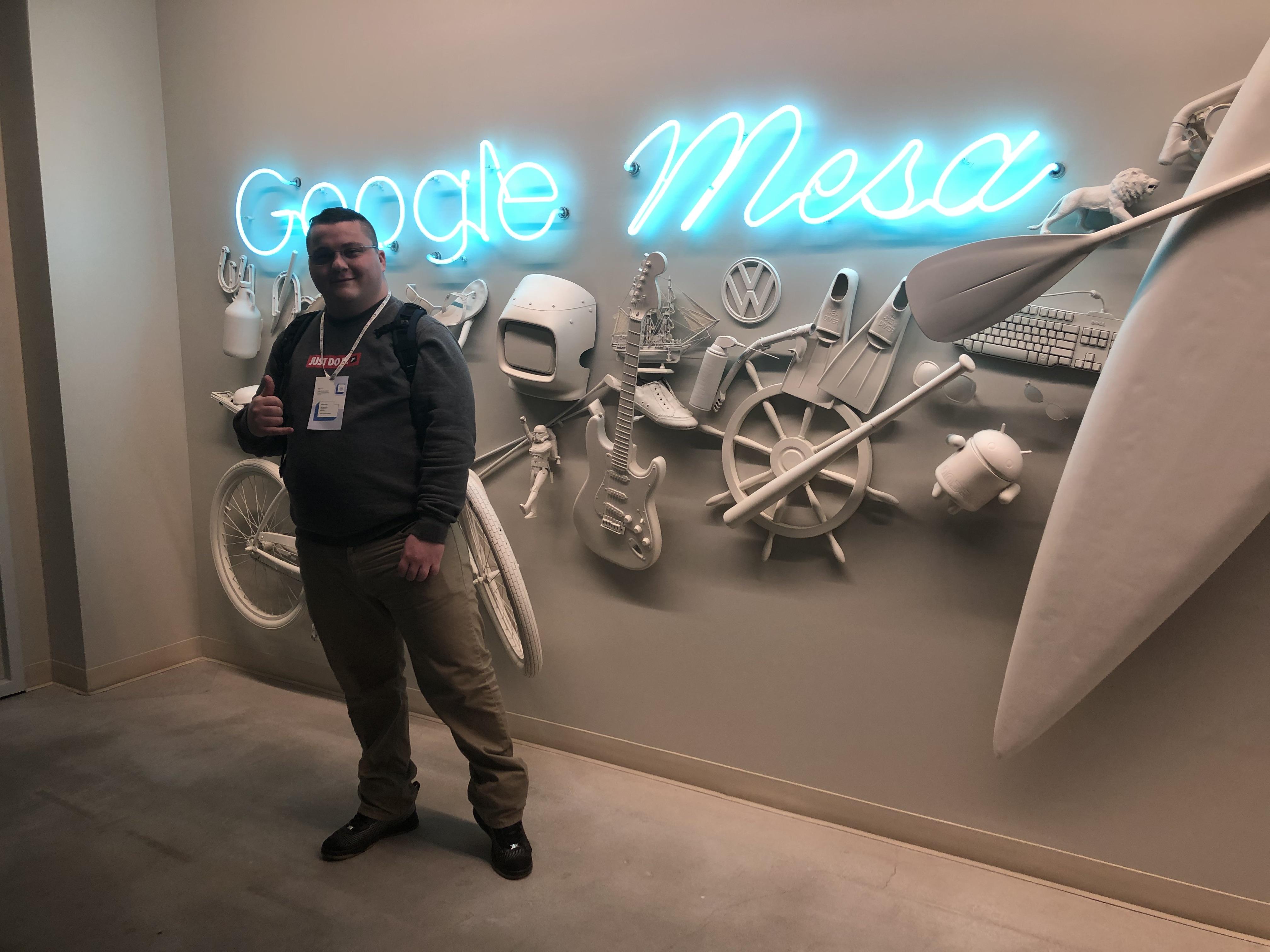 me at google san diego