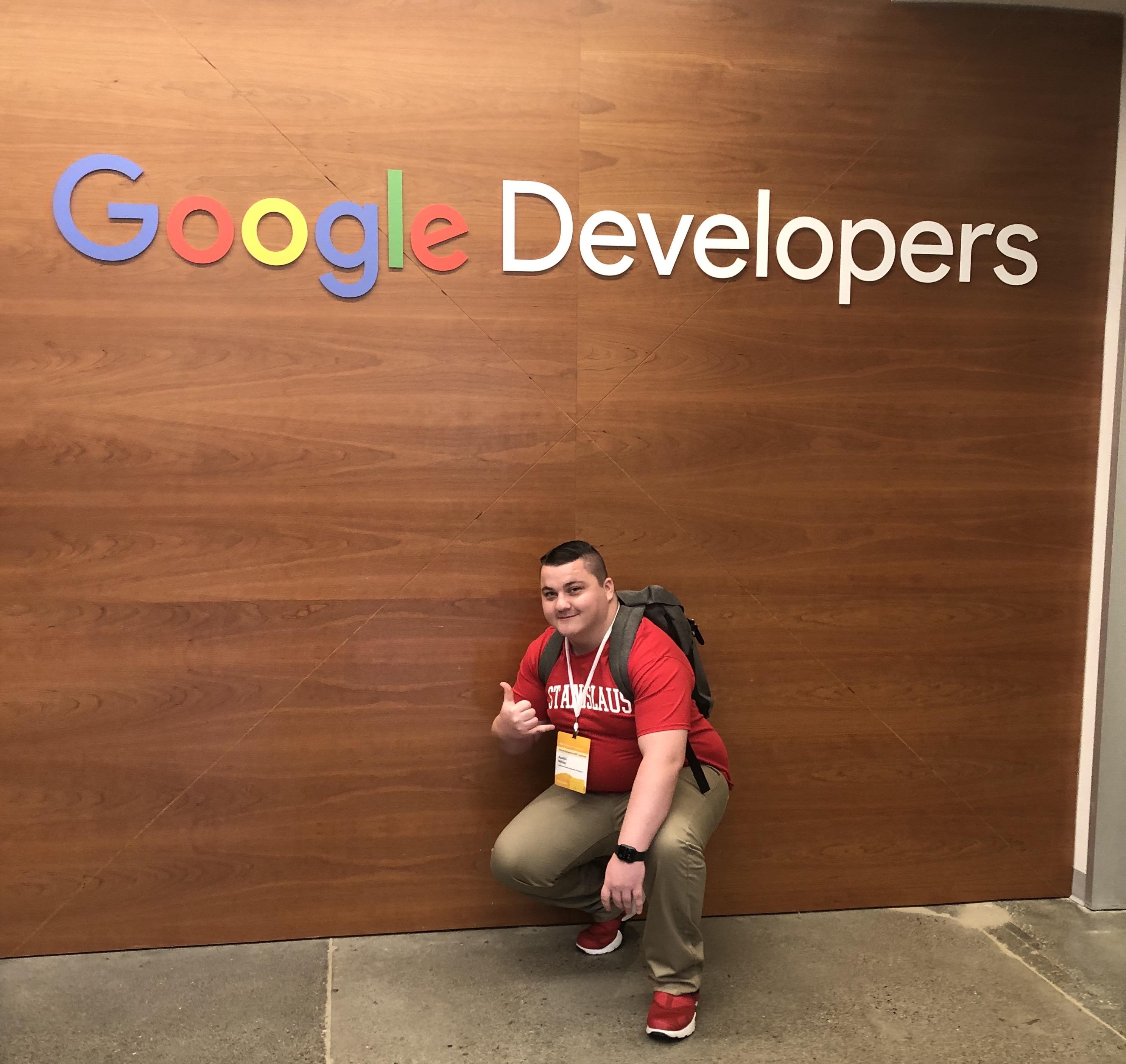 me at google