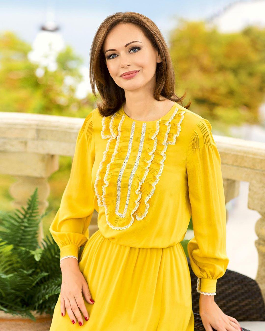 Мода беспощадна: Ирина Безрукова показала фото из модельного прошлого