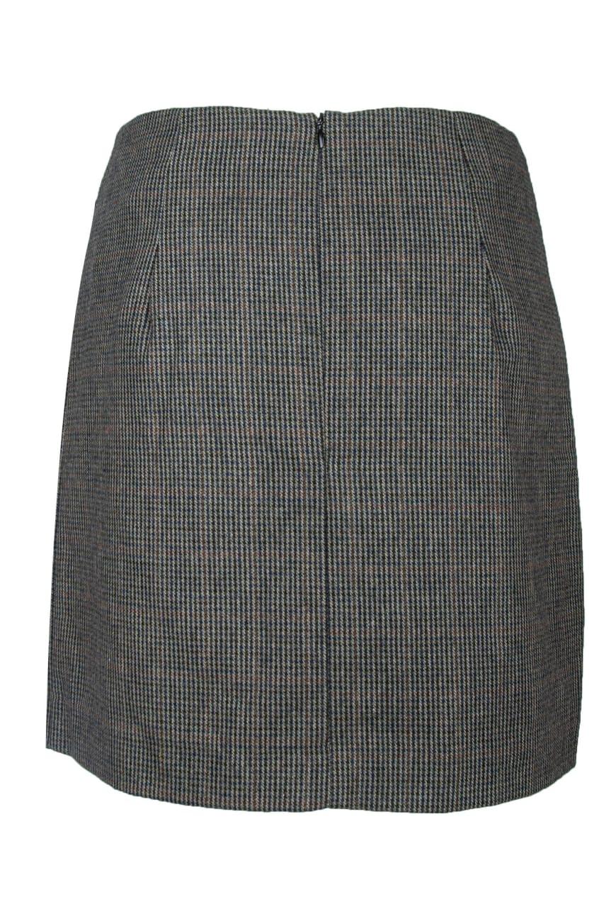 Check Wave Skirt deguy.no
