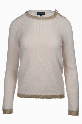 LAMB/LUREX SWEATER