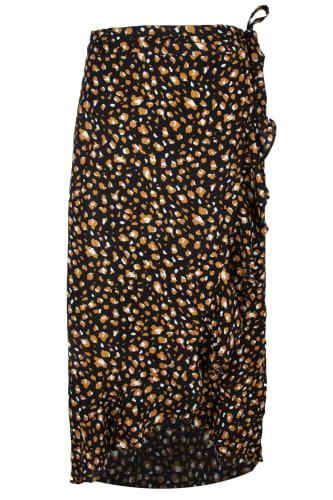 Leo Wrap Skirt