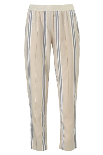Striped Cropped Pant