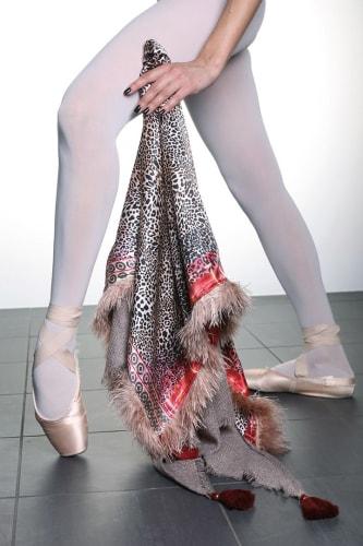 Caramel Ostrich Scar