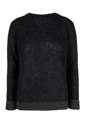 Mohair Lurex Sweater