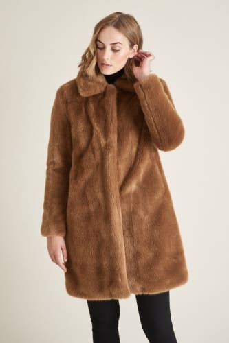 Tiffany Coat