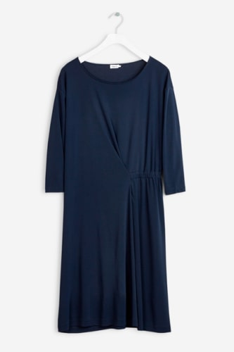 Blouson Jersey Dress