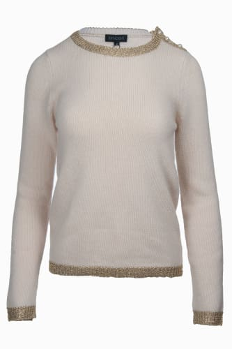 Lamb Lurex Sweater