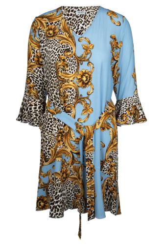 DRESS W19007