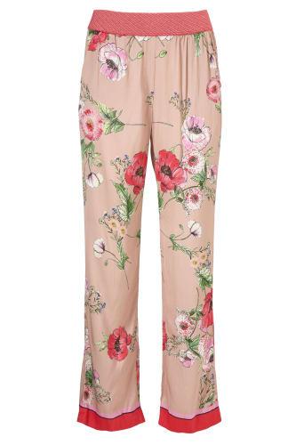 Printed Loose Pants