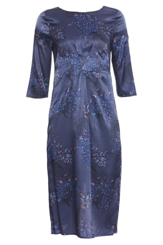 Denver Silk Dress