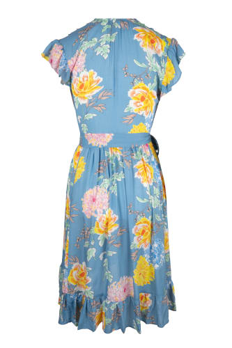 Wrap Dress 2