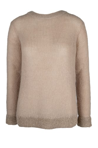 Mohair Lurex Sweater