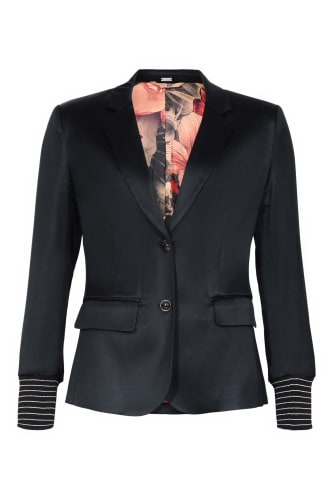 Slim Fitted Blazer