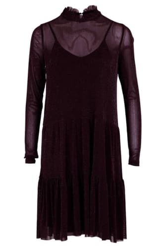 Kala Mesh Dress