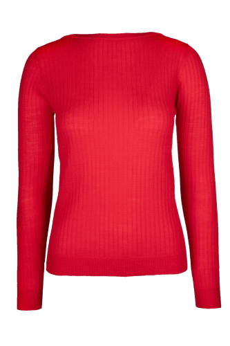 Merino Rib Sweater