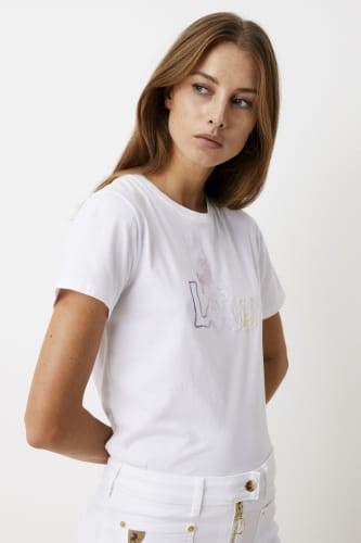 Perfect Tee Embroide
