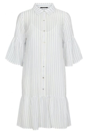 Vickie Shirt Dress