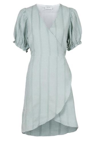 Spang Mini Check Dress