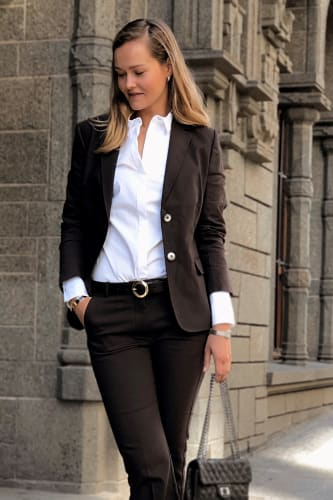 Elma Stretch Blazer