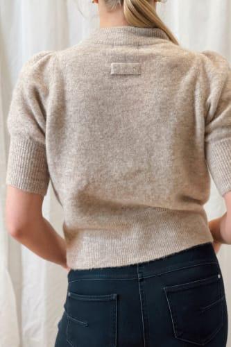 Pearl Knit Top