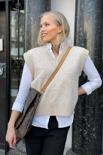Kaylee Knit Waistcoa