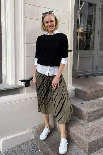 Fabianna 3 Skirt