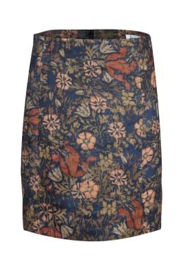 Intersia Skirt