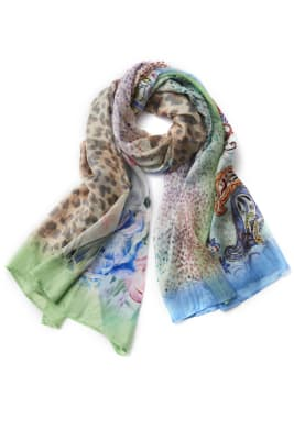 Nomad Spice Scarf