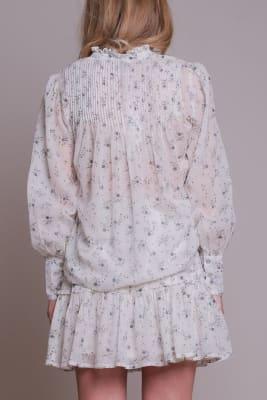 Nellie Flower Shirt