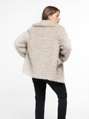 Curly Short Coat