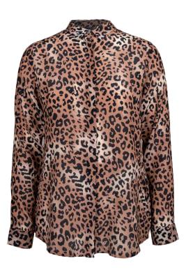 Leo Silk Shirt