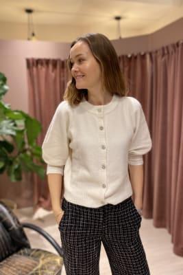 Knit Cardigan Top