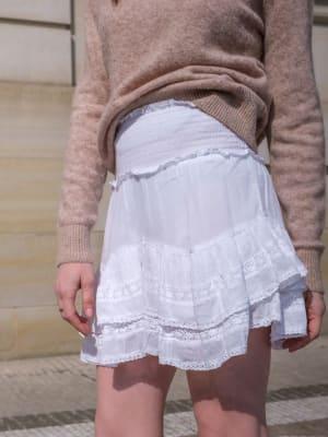 Marna Voile Skirt