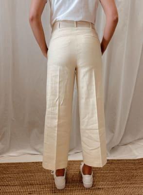 Caren Linen Cotton