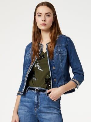 Jeans jacket UXX039