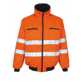 MASCOT Pilotjacke SAFE ARCTIC 00520-660 Damen & Herren orange