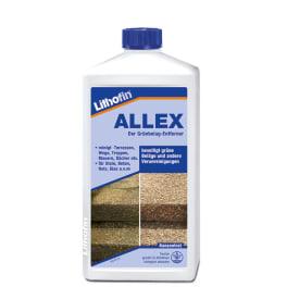 Lithofin Allex Spezialreiniger für Aussen, 1,0 Liter