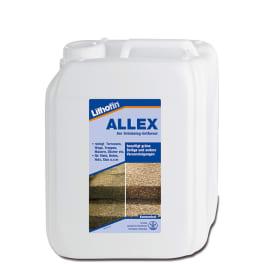 Lithofin Allex Spezialreiniger für Aussen, 5,0 Liter